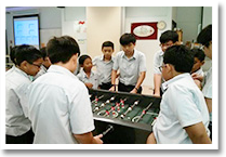 Table Soccer Competition