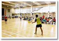 East Zone Badminton Competition
