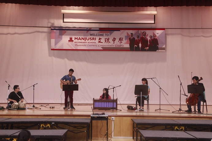 Music Ensemble by Melting Pot Culture